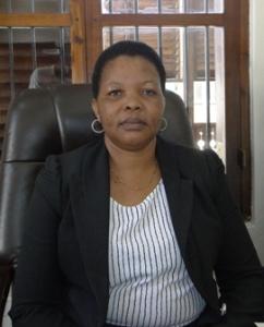 Hon. Magdalena Nason Ntandu,  Deputy Registrar